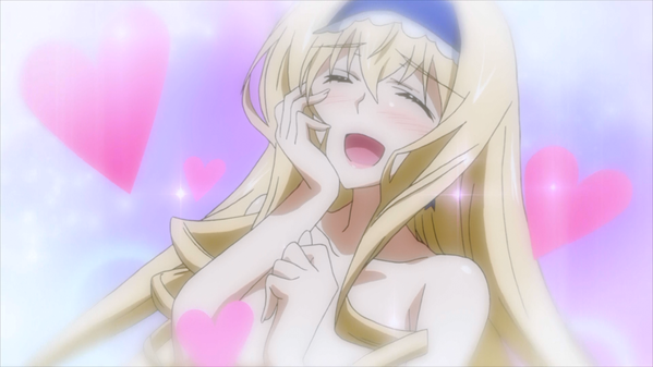 Infinite stratos OAV