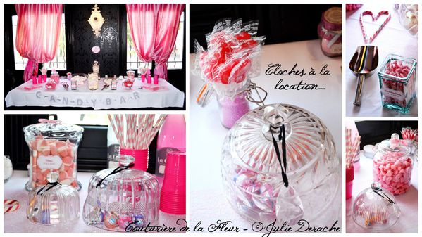 Mariage Marquise - Candy Bar
