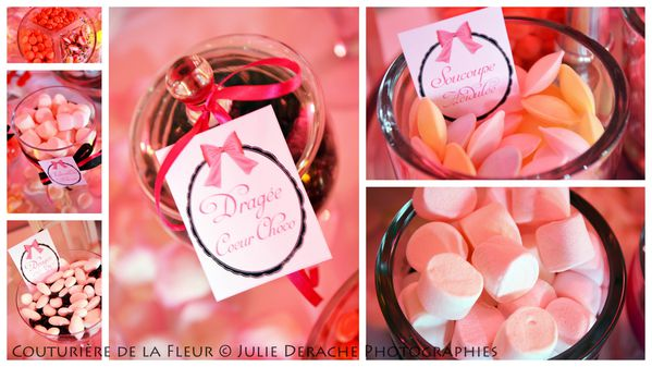 Candy Bar Boudoir Rose et Noir (11)