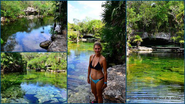 1 cenote Azul