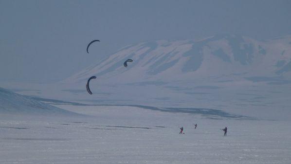 samedi 24 comme la patrouille snown kite d-islande