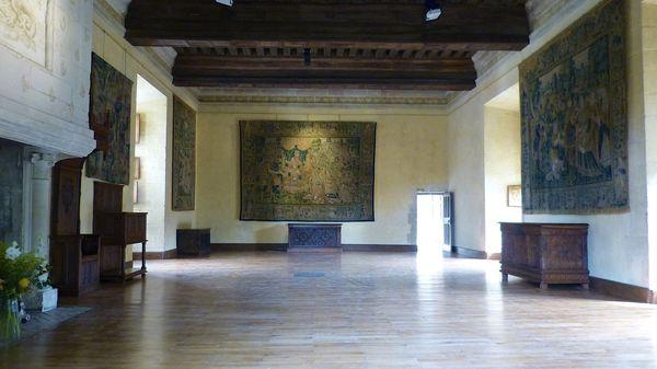 Château de D'AZAY LE RIDEAU 0003
