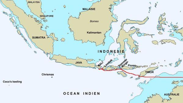 carte indonésie copie