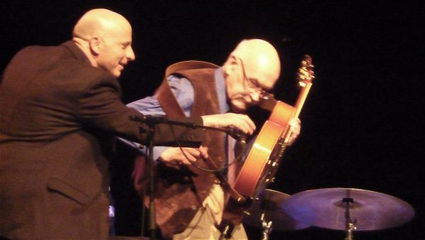 Jim Hall & Joey Baron (a)