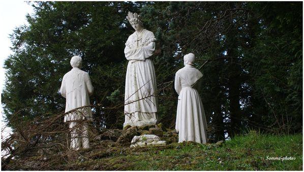 calvaire Notre Dame de la Salette Groffliers (62)