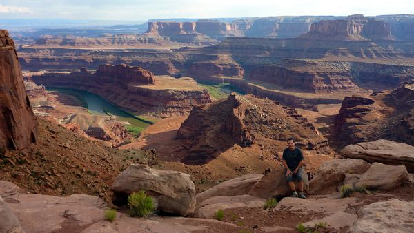 Jour 6 Dead Horse Point Norbert