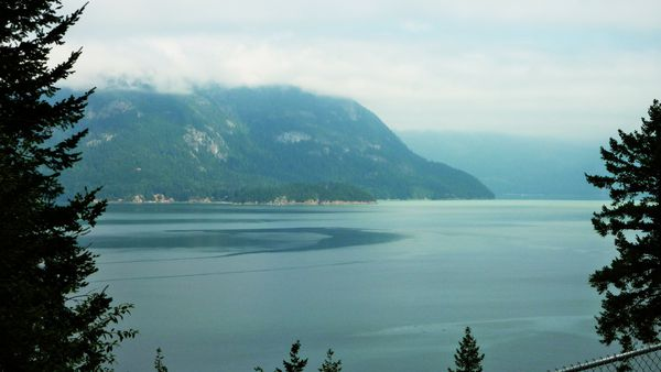 Jour 23 Sea to Sky Hwy