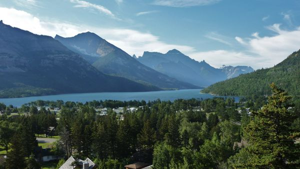 Jour 15 Waterton Lakes