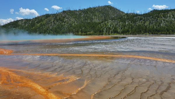 Jour 10 Yellowstone Midway Basin Grand Prismatic 2
