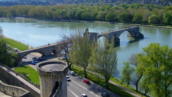 166 Avignon,Pont St-Bénézet