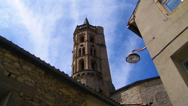 126 Millau, L'église Notre-Dame de l'Espinasse