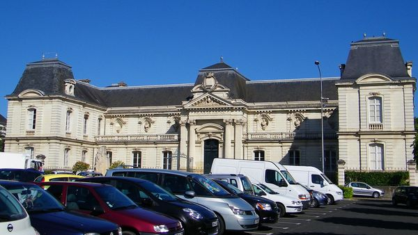 2119 Palais de Justice, 1866-Gustave Guérin, Loches