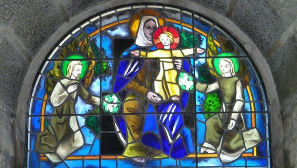 166 Chapelle de l'hermitage, La forêt de Saint Sever