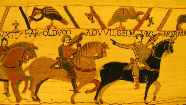 201 Bayeux Tapestry