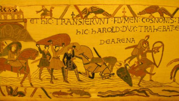 204 Bayeux Tapestry