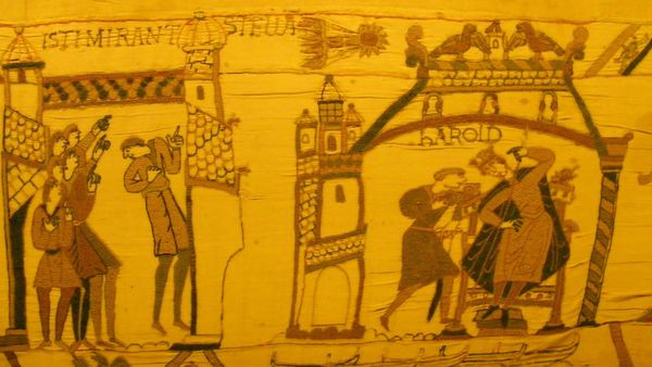 207 Bayeux Tapestry
