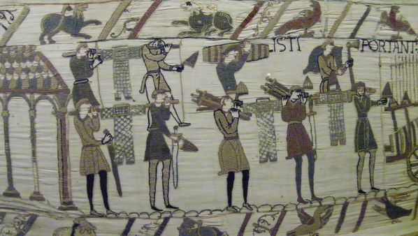209 Bayeux Tapestry