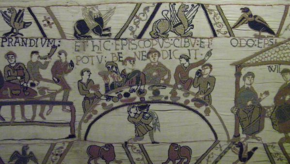 212 Bayeux Tapestry