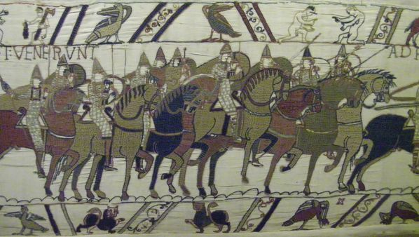 214 Bayeux Tapestry