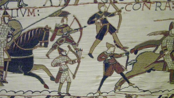 215 Bayeux Tapestry