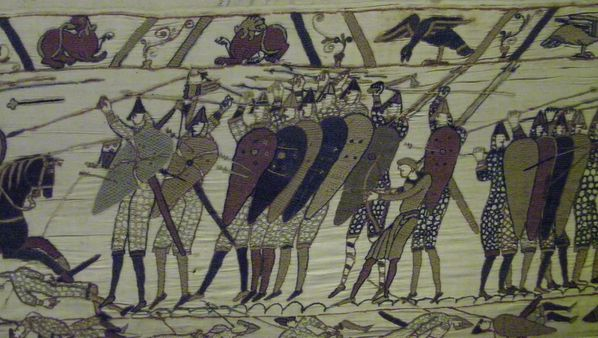 216 Bayeux Tapestry