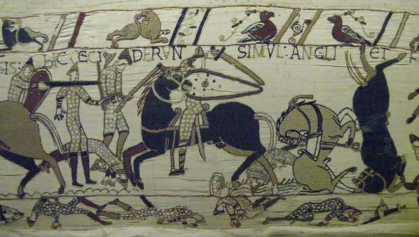 217 Bayeux Tapestry