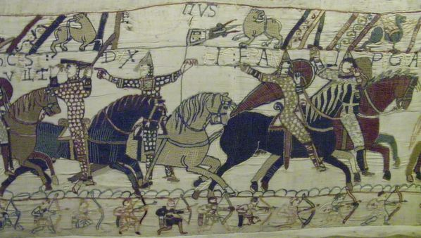 218 Bayeux Tapestry