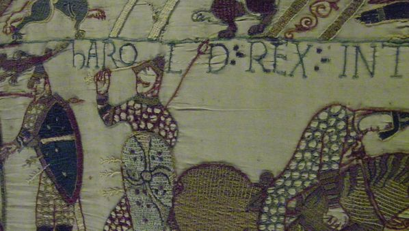 220 Bayeux Tapestry
