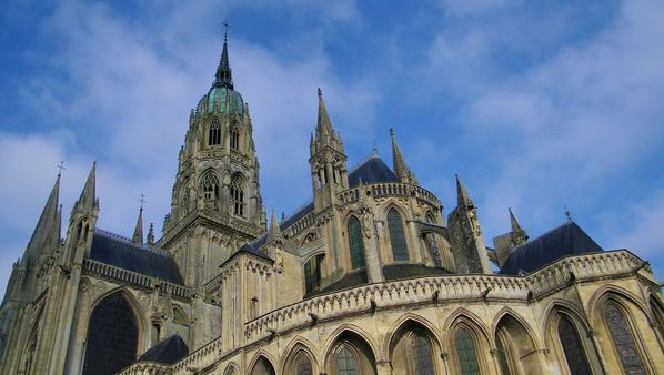 230 Notre-Dame Cathedral, Bayeux