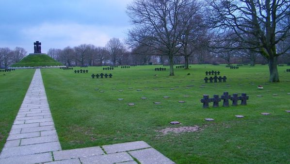 356 German Military Cemetery, La Cambe