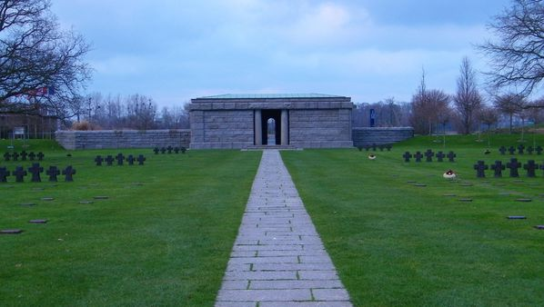 357 German Military Cemetery, La Cambe