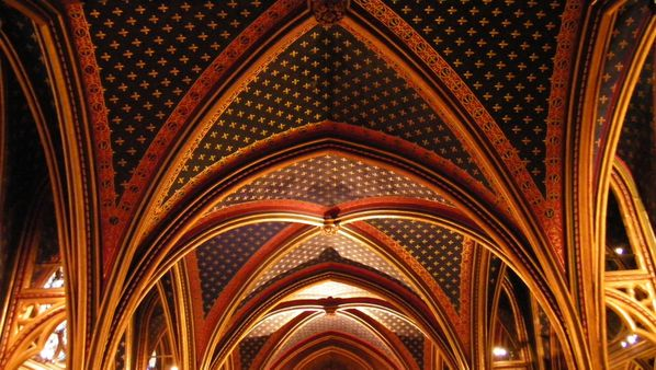 185 Sainte-Chapelle, Paris