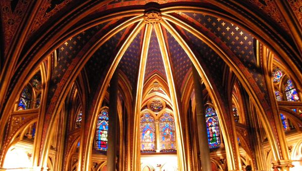 186 Sainte-Chapelle, Paris