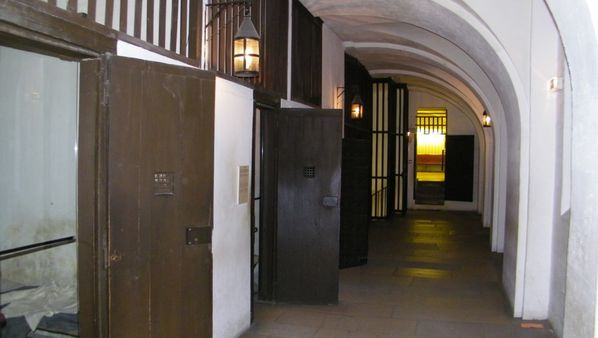 205 Prison Cells, La Conciergerie, Paris