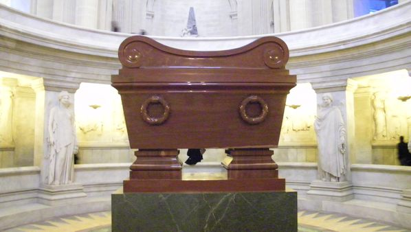 056c Tomb of Napoleon Bonaparte, Les Invalides, Paris