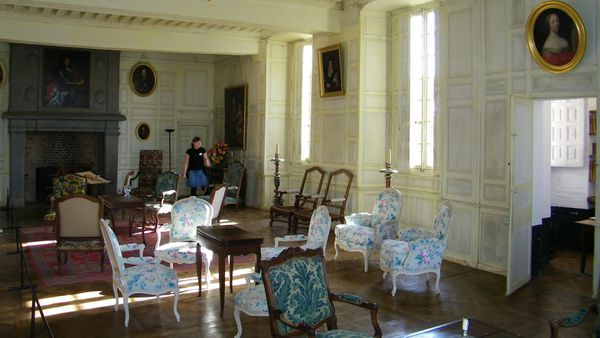 230 Grand Salon, Château de Carrouges