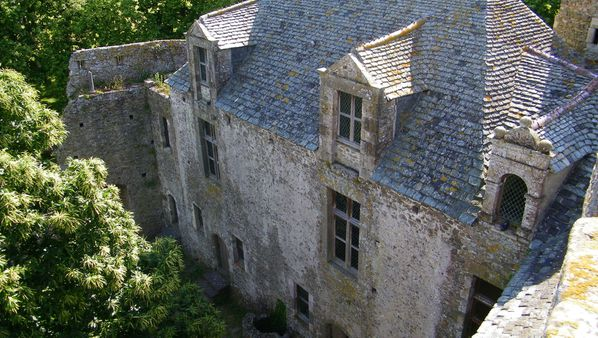 213 Old Lodge, Château fort de Pirou