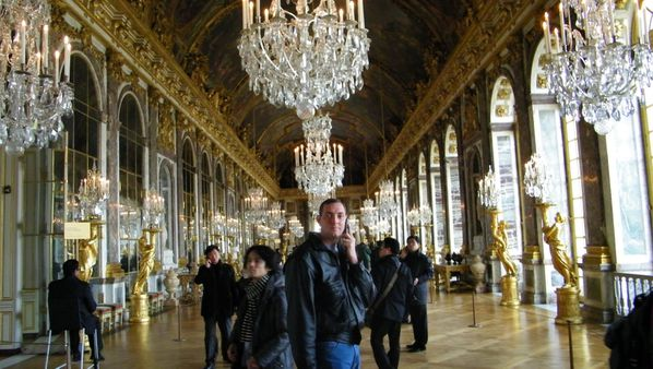 255 Hall of Mirrors, Versailles