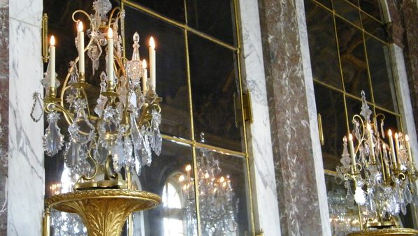 255b Hall of Mirrors, Versailles