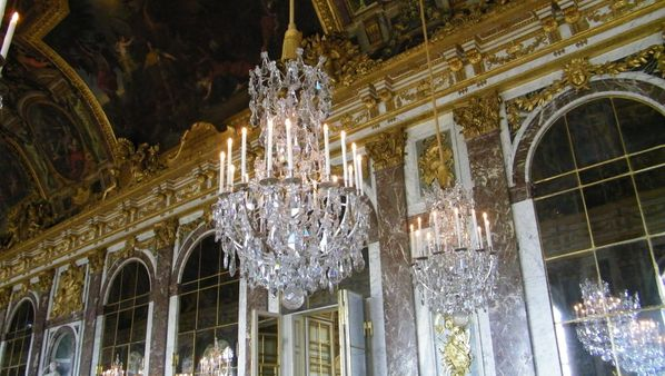 261 Hall of Mirrors, Versailles