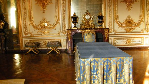 269 Council Chamber, Versailles