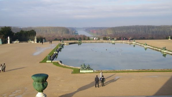 283b Gardens, The Grand Perspective, Versailles