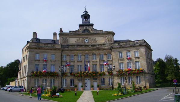 082a Hôtel de Ville, Alençon