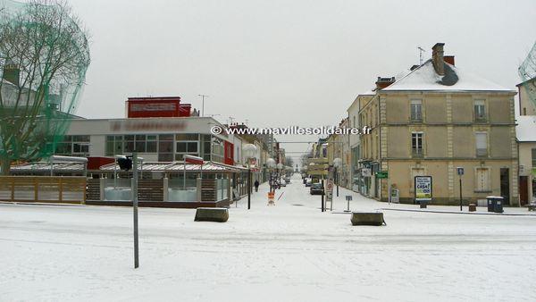neige la roche sur yon 5 janvier 2012 12