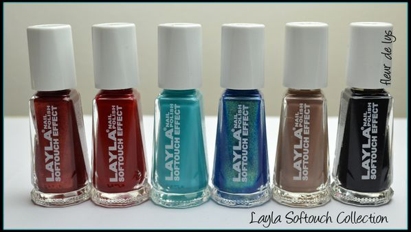 Layla Souftouch Collection part2