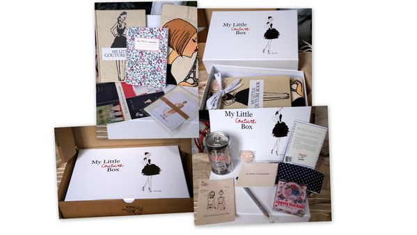 my little couture box - septembre