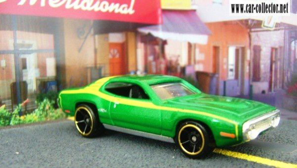 71 plymouth gtx hot wheels stars 2008.060