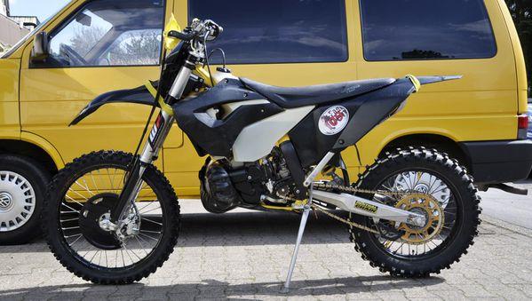 Husaberg Te300 nach LUX