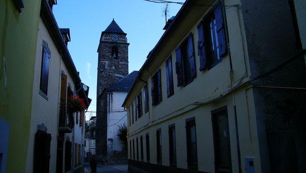 037 Chapelle de Sant Blas, Les, Val d'Aran