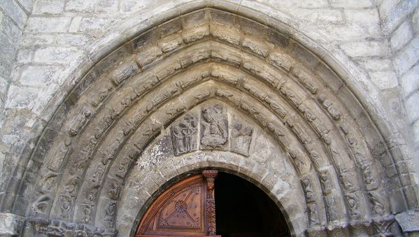 081 Église de Sant Miquèu, Vielha, Val d'Aran